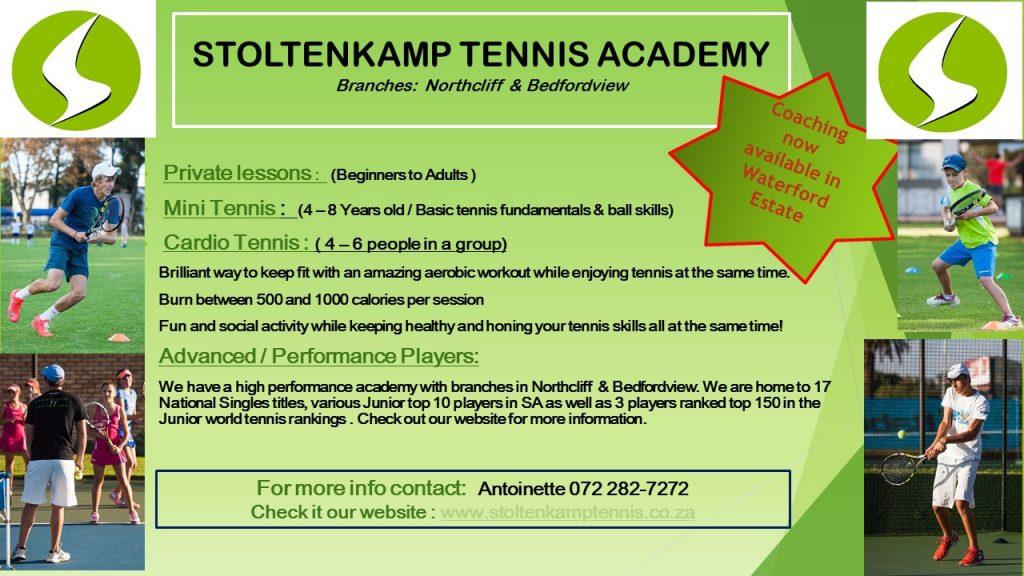 Waterford Estate Tennis